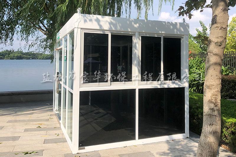 如何判断不锈钢岗亭防腐性能?